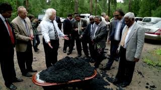Graphene : Demonstration of Graphene (HRCM) to Indian Scientific delegation led by Dr.Vijay Bhatkar.