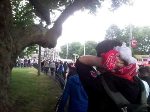 Ajax Kampioen 2011 - Op Weg Naar Het Museumplein 1