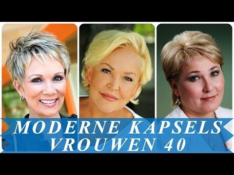 Moderne Kapsels Vrouwen 40