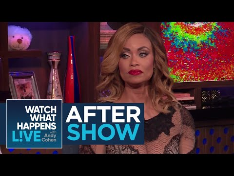After Show: Gizelle Bryant's Loyalty To Robyn Dixon | RHOP | WWHL