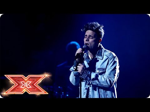 Spencer Sutherland performs Jessie J hit for your votes  | Live Shows | The X Factor 2017