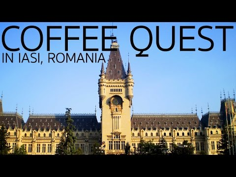 Coffee Quest in Iasi Romania E015
