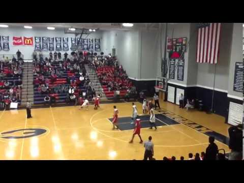 Basketball: Glynn Academy vs Effingham County High School
