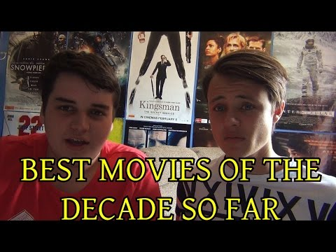 The Top 10 Best Movies of The Decade So Far 20102015