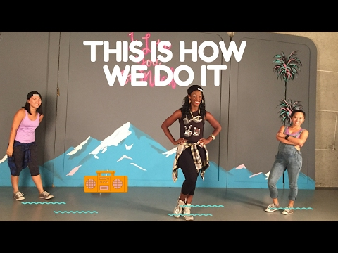 This Is How We Do It Hip Hop Dance | Montell Jordan | 90's Choreography Tutorial