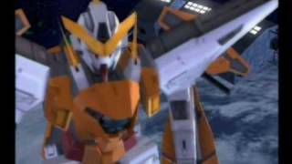 Mobile Suit Gundam 00 Gameplay - Video 1/3