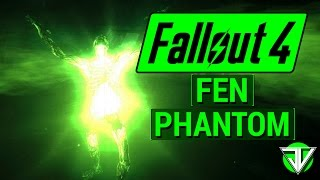 FALLOUT 4 Fen Phantom DEAR DETECTIVE Serial Killer Mystery SCARY Locations in Fallout 4