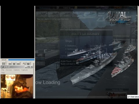 Naval Front-Line: Web Alpha facebook PARTE 3