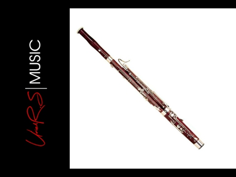 Instrument 52.Bassoon / Fagot / Fagotto / Fagott - Uriel Rodríguez S.