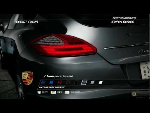 """Need for Speed: Hot Pursuit - Thaiberium - """"Panamera Patrol"""""""