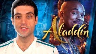 O Polêmico Genio do Will Smith, ficou bom? Minhas criticas a Aladdin live action