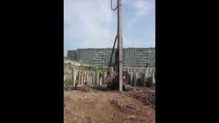 Работа копра на примере Юнтана(Обидно удалять - пусть на YouTube хранится., 2012-03-21T15:28:58.000Z)