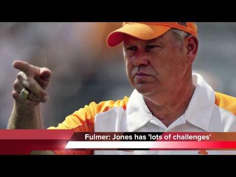 Phillip Fulmer: UT coach Butch Jones has
