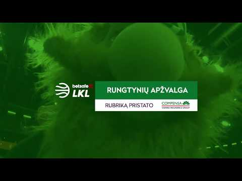 Zalgiris - Lrytas 35 seconds of unreality from YouTube · Duration:  2 minutes 44 seconds