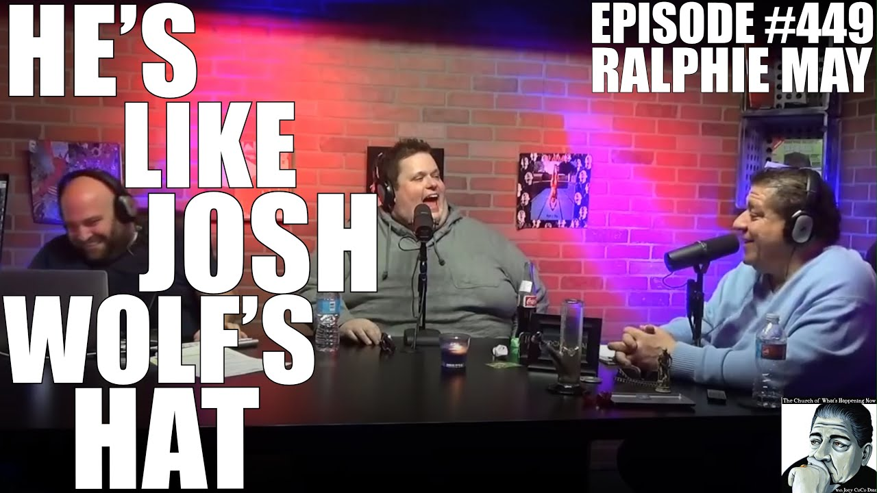 Stairs and Edibles don't mix for Ralphie May and Joey Diaz