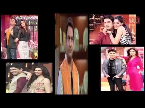 EXCLUSIVE NEW! Kapil Sharma Flirting and dancing with Actresses