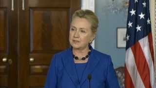 Secretary Clinton Meets with Brazilian Foreign Minister Patriota - Unravel Travel TV