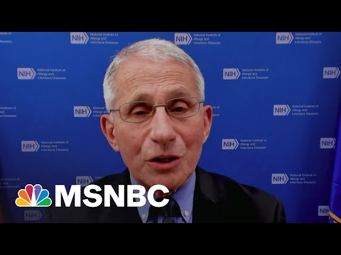 Fauci's Message To Those Hesitant To Get The Vaccine: The Common Enemy Is The virus, Not Each Other