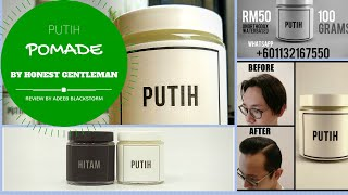 Putih Pomade -- Once You Go White You Never Be Black e504d7d734
