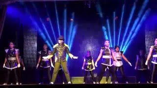 Michael Jackson scream louder in Clubmed Bali starring by Wayan Jackson February 2016!!!