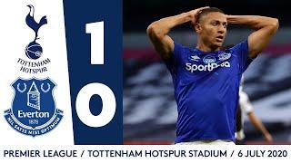 Tottenham 1-0 Everton | Premier League Highlights