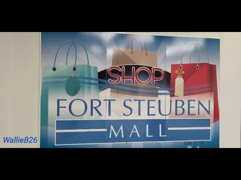 DEAD MALL - Fort Steuben Mall in Steubenville, OH