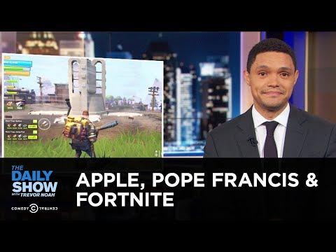 "Apple Wins Capitalism & Parents Enlist ""Fortnite"" Coaches |The Daily Show"