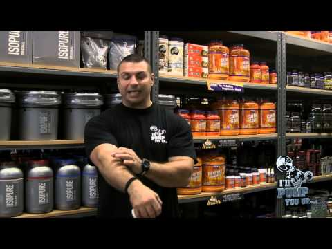 NOW Foods Taurine Product Review - Reduce Back Pumps!