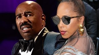 Steve Harvey's wife Marjorie planned for his downfall, launching her own hit talk show!