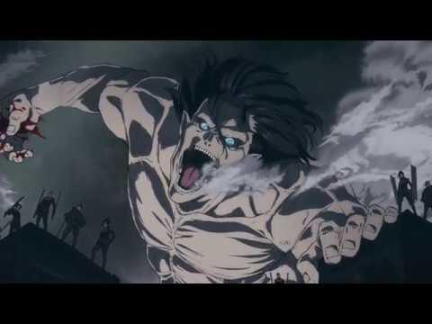 Making Animation Shingeki No Kyojin Final Season Eren Live Wallpaper Mobile Desktop Ver Youtube