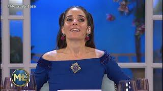 La confusión de Juana Viale con el accesorio de una invitada
