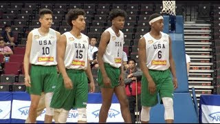 Filam Sports USA Jeron Artest Jalen Green Advances to Sweet 16 SM NBTC League National Finals
