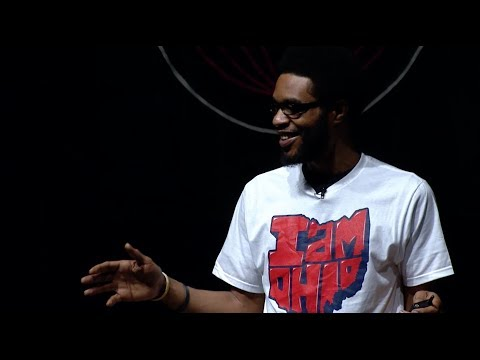 Blow up the box -- a novel approach to rejuvenating a city: Alonzo Mitchell III at TEDxCLE