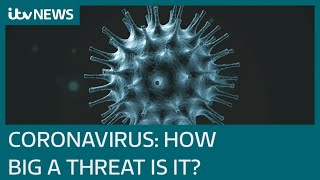 How worried should we be about the coronavirus outbreak spreading in China? | ITV News