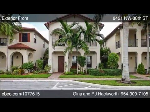 For Sale in Monterra Cooper City, FL 8421 NW 38th ST Cooper City,fl