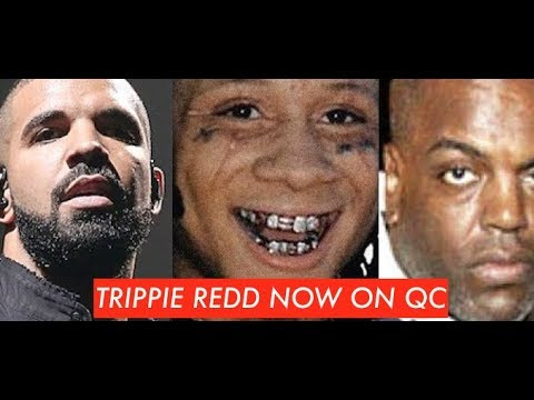 Drake REACTS to Trippie Redd (aka Chuckie) signing to QC under Management of Coach K