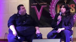 Vinnie Vincent Complete Interview - Atlanta KISS Expo 2018