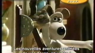 Wallace et Gromit - VHS Trailer
