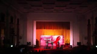 陳奕迅 - 苦瓜 Live (清唱) @ 香港大學 Singing Contest 2011 - 01 - 02