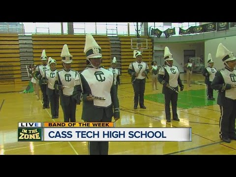 BAND OF THE WEEK: Cass Tech High School
