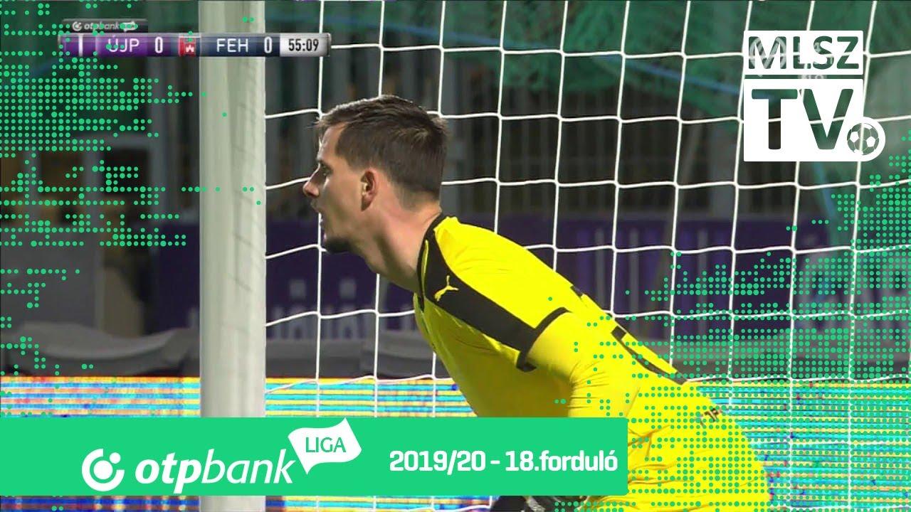 Újpest FC – MOL Fehérvár FC | 0-1 | (0-0) | OTP Bank Liga ...