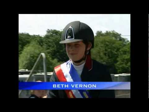 British Showjumping 2011 Best Pony Rider of the Year 1.avi