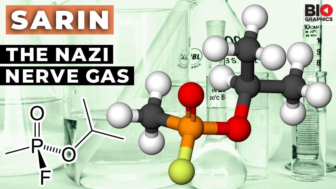Sarin: The Nazi Nerve Gas