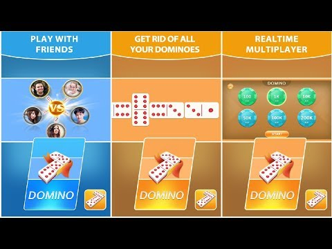 Domino Online Android Gameplay