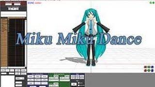 ( Tutorial )Где скачать Miku Miku Dance MMD + Мои модели