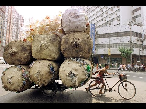 Plastic Profits in China – Englishman Story. DW Documentary 2017