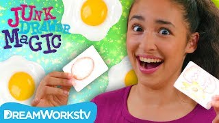 Magical Egg Maker | JUNK DRAWER MAGIC