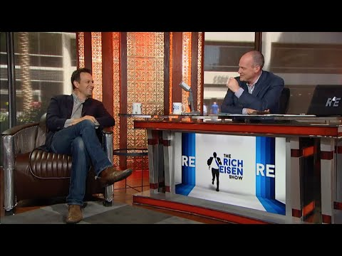 Actor Josh Charles on New Movie 'Wet Hot American Summer: First Day of Camp' in Studio - 8/5/15