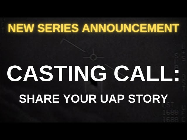 Series Announcement and Casting Call  | Working Title: Observed (2021)