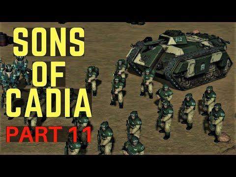 Sanctus Reach - Sons of Cadia Pt11 |